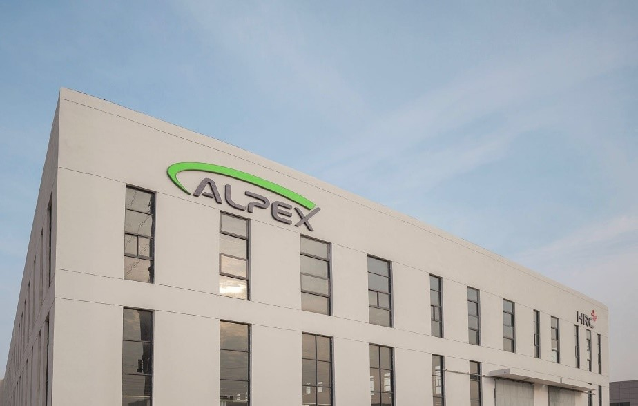 ALPEX, global leading supplier of tooling systems for the production of composite components formall